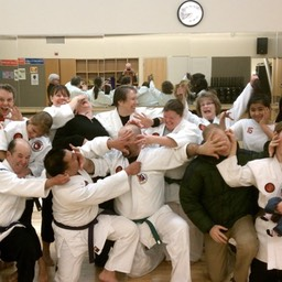 Class Photo - March 2012 Monkey Jujitsu