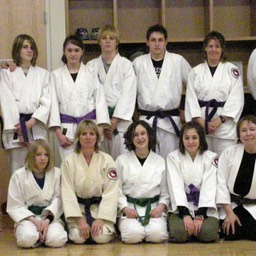 Class Photo -  January 2007